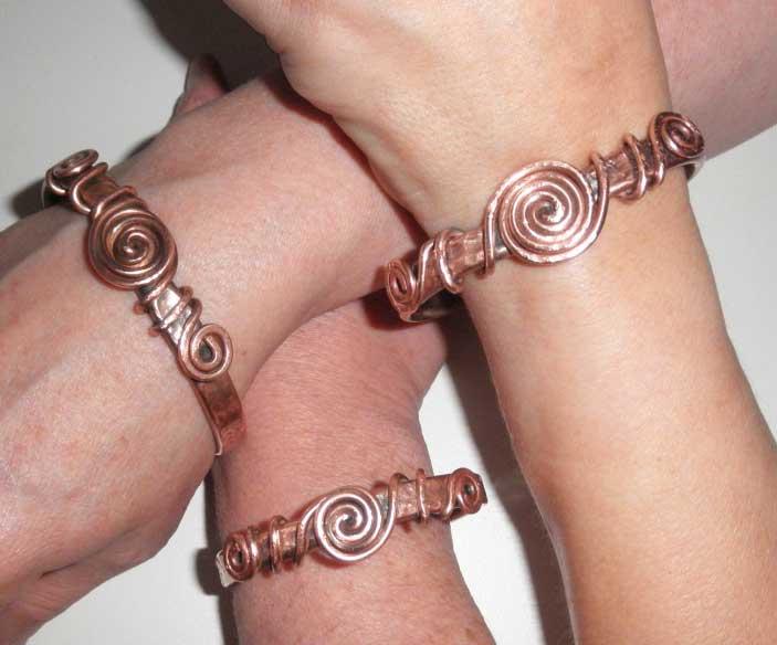 3-copper-bracelets-