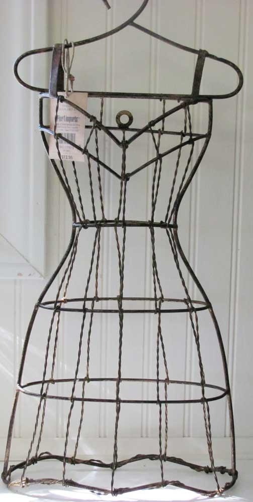Wire-mannequin-